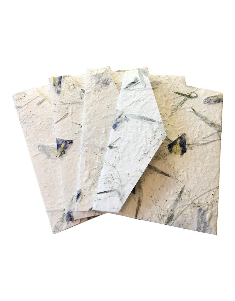 Set of 4 gift envelopes  A5