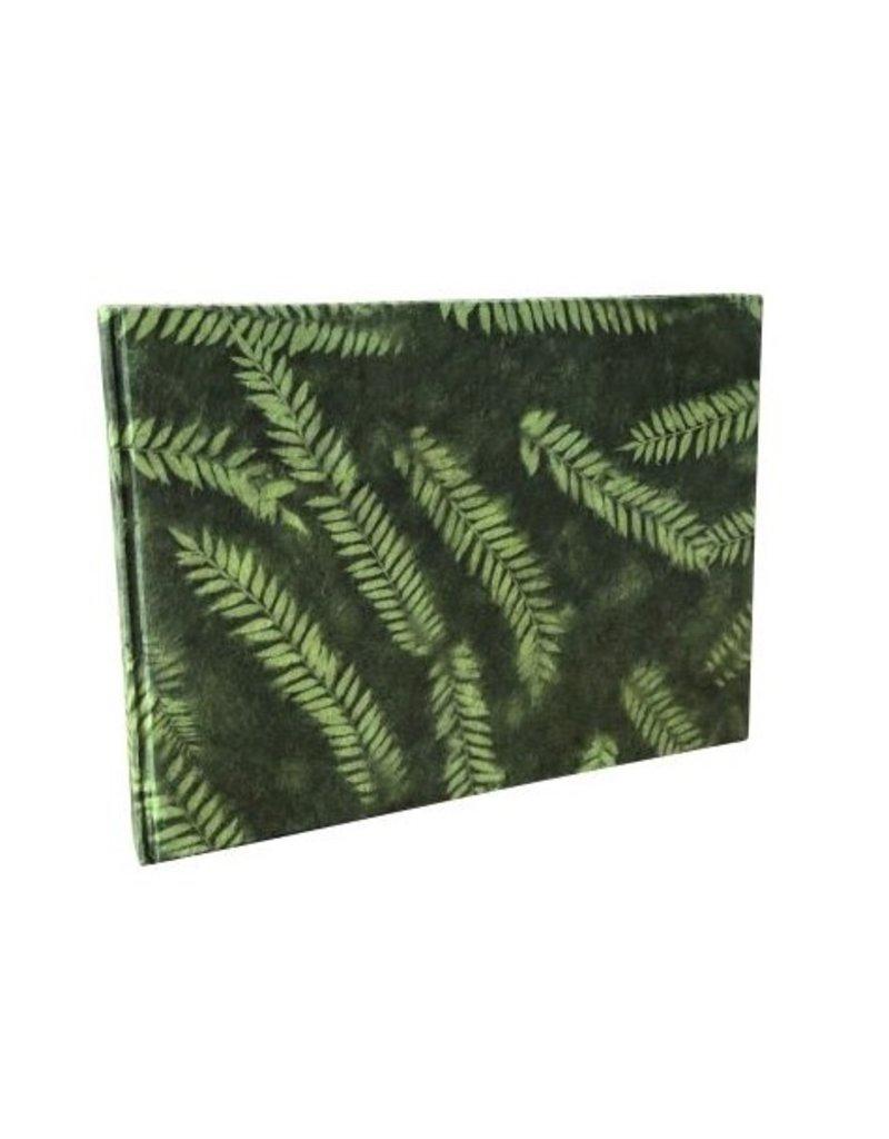 Guestbook Amala leaf print
