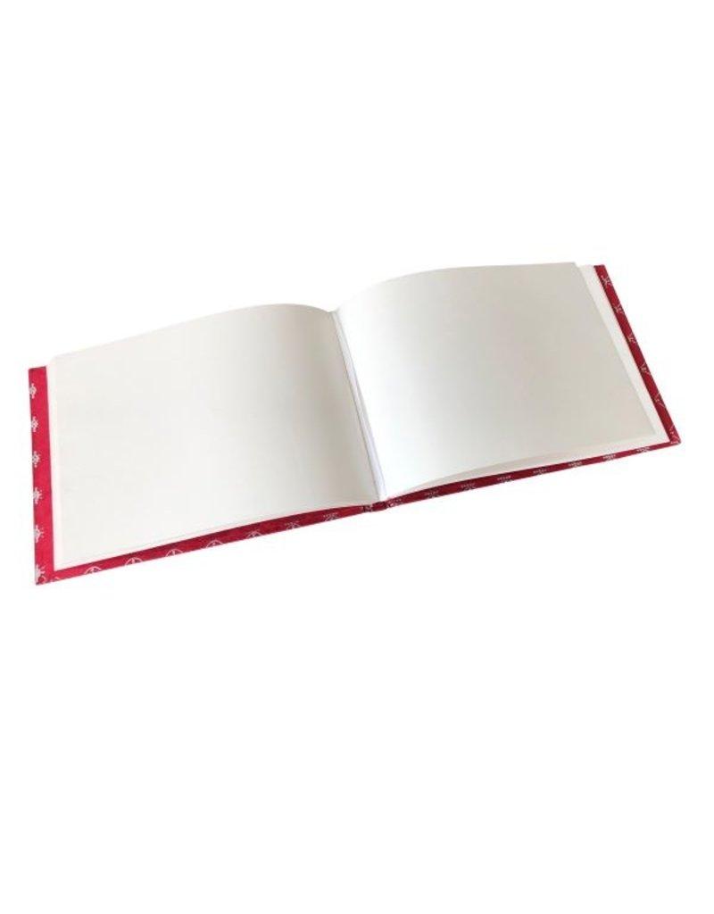 Gastenboek slingerprint