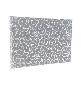 TH582 Guestbook white print.