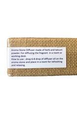 Olino  Aromatic stone diffuser- shells
