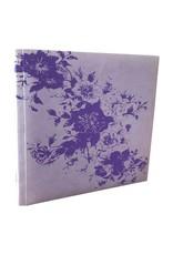 album violettes imprima©es a la main