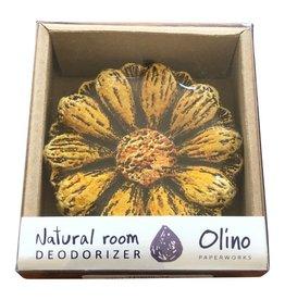 . TD905 Filtre à air naturel, en forme de fleur