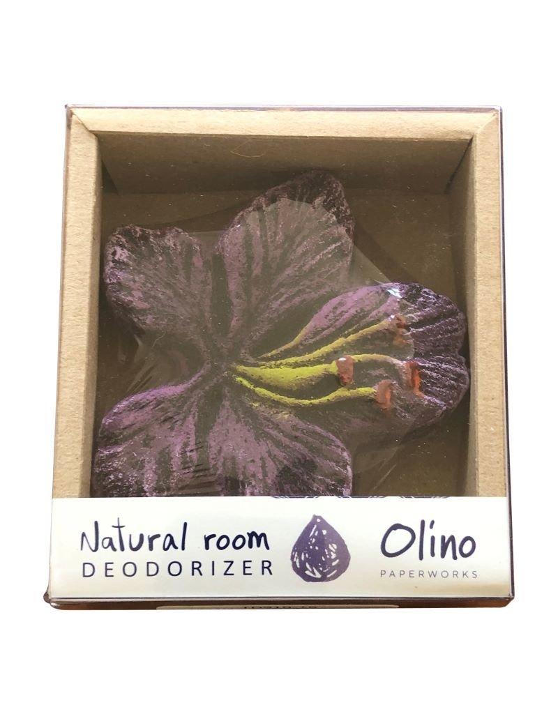 . Natürlicher Luftreiniger, Blütenform