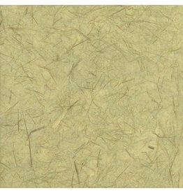 PN135 Gampi papier met cogon en vezels, 120 gram
