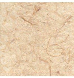 TH879 Papier de mûrier avec des fibres de banane