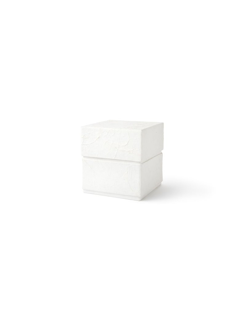 . Urne écologique, en forme de cube, M
