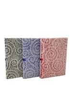 Notebook papier dentelle