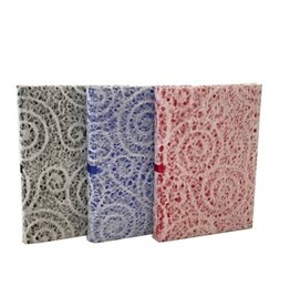 TH164 Notebook lace A5