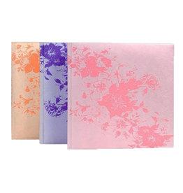 TH424 Album pansyflowers.
