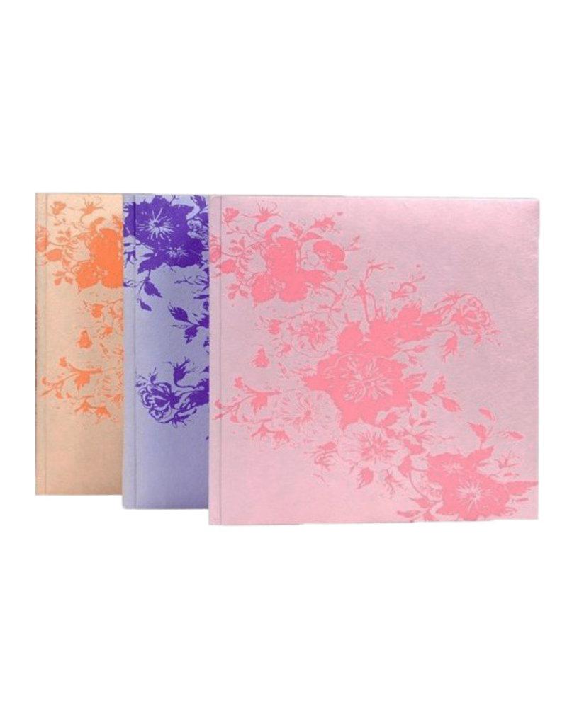 Album pansyflowers.
