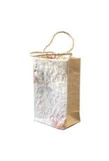 Tasje van Mulberry papier 16x12x5cm per 10
