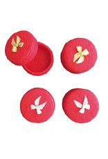. 4 round boxes bow
