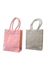 Mini-Tasche aus Maulbeerpapier 6 st