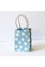 bag flower print set of 10