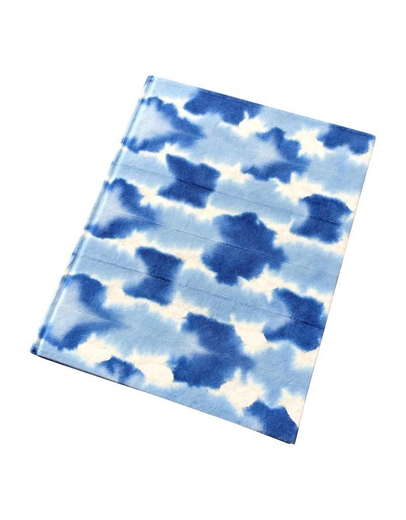 Cahier tie-dye