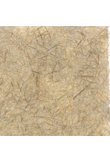 Gampi-Papier mit Cogon-Fasern