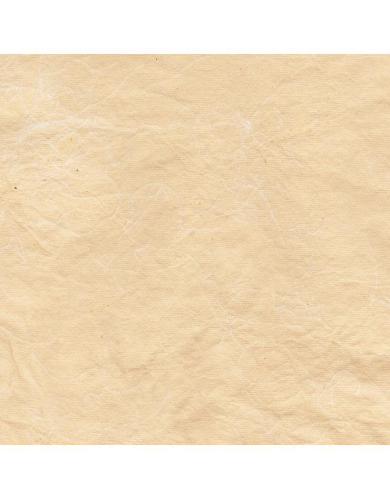 Ensemble de 25 feuilles de papier de coton/soie