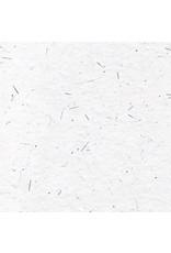 Lot de 50 feuilles de papier de coton aux paillettes, 100 grammes