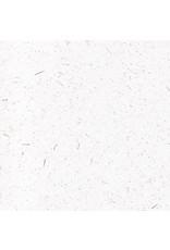 Satz von 50 Blatt Baumwollpapier mit Glitzer, 100 Gramm