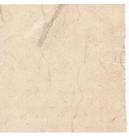 BT004 Bhutanesisches Papier natürlich Unryu