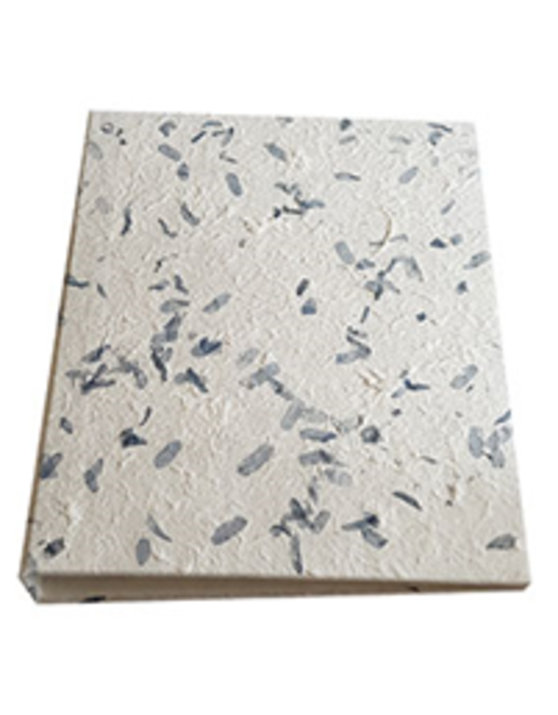 Registre de condoléances papier mûrier / feuille de tamarin