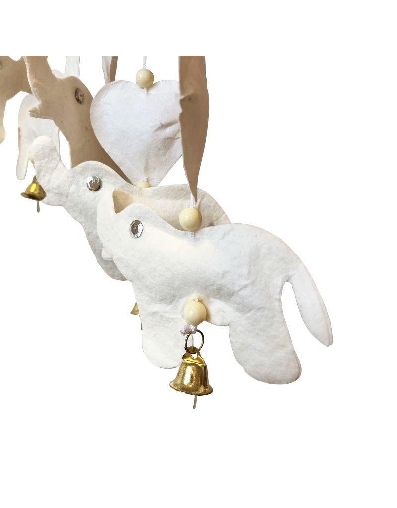 Mobile olifantjes