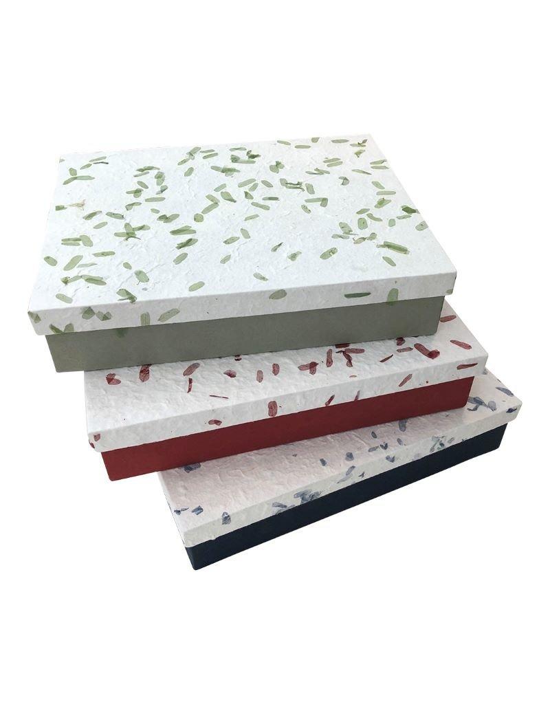 Bewaardoos mulberrypapier/  tamarinde blad