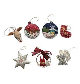 . PN300 Handgemaakte Kerstboom hangers