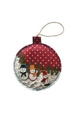. Décorations de Noël faites à la main