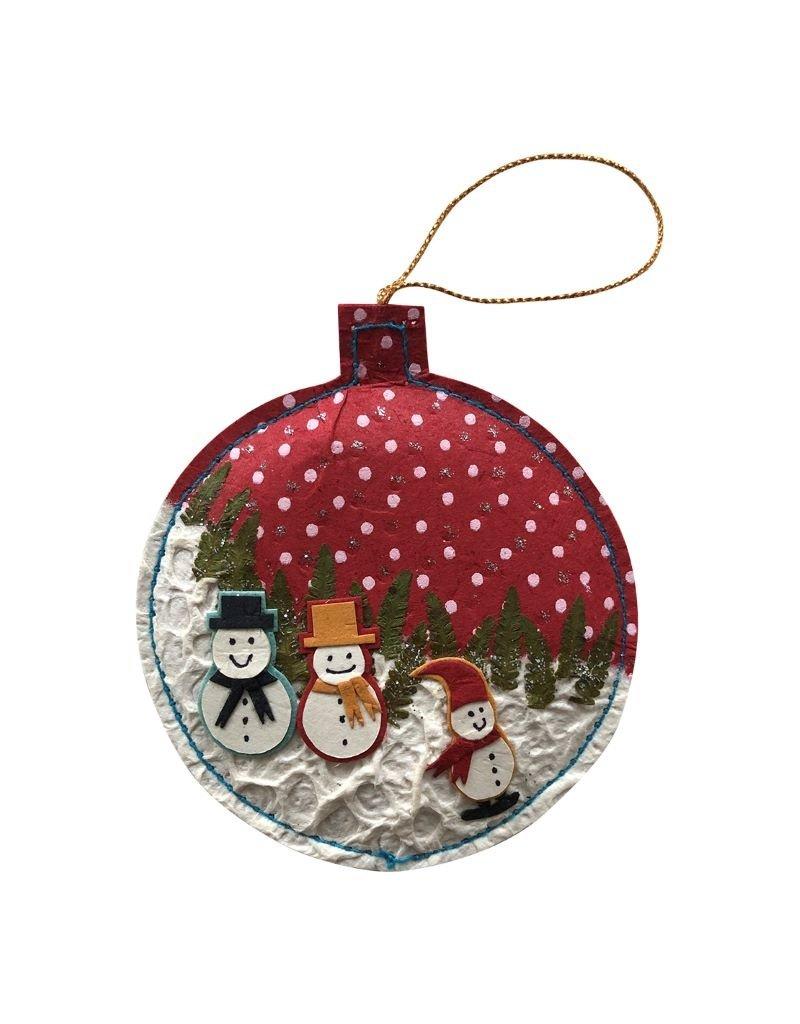 . Handgemachter Weihnachtsschmuck