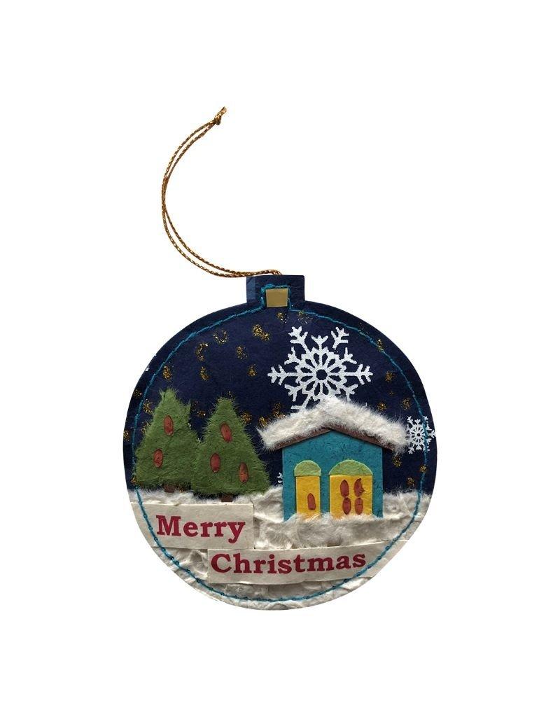 . Set 6 cards/envelopes Christmas design - Copy
