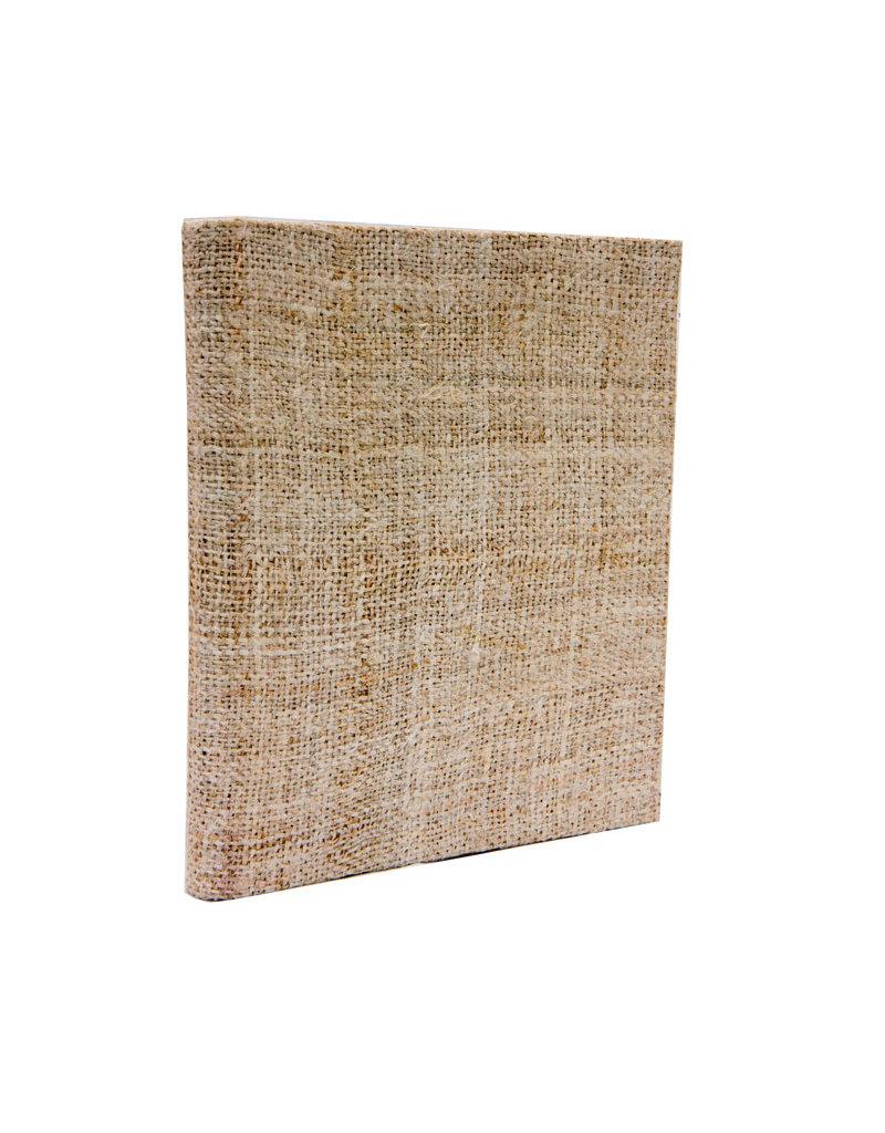 Registre avec enveloppe tissu