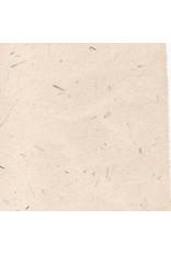 Gampi papier met gras vezel, 90 grs