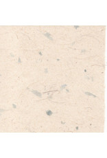 Gampi papier met vezels en parelmoer, 90 grs