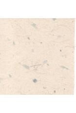 Gampi-Papier mit Fasern und Perlmutt, 90 grs