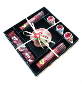 TH086 Gift box incense and candles