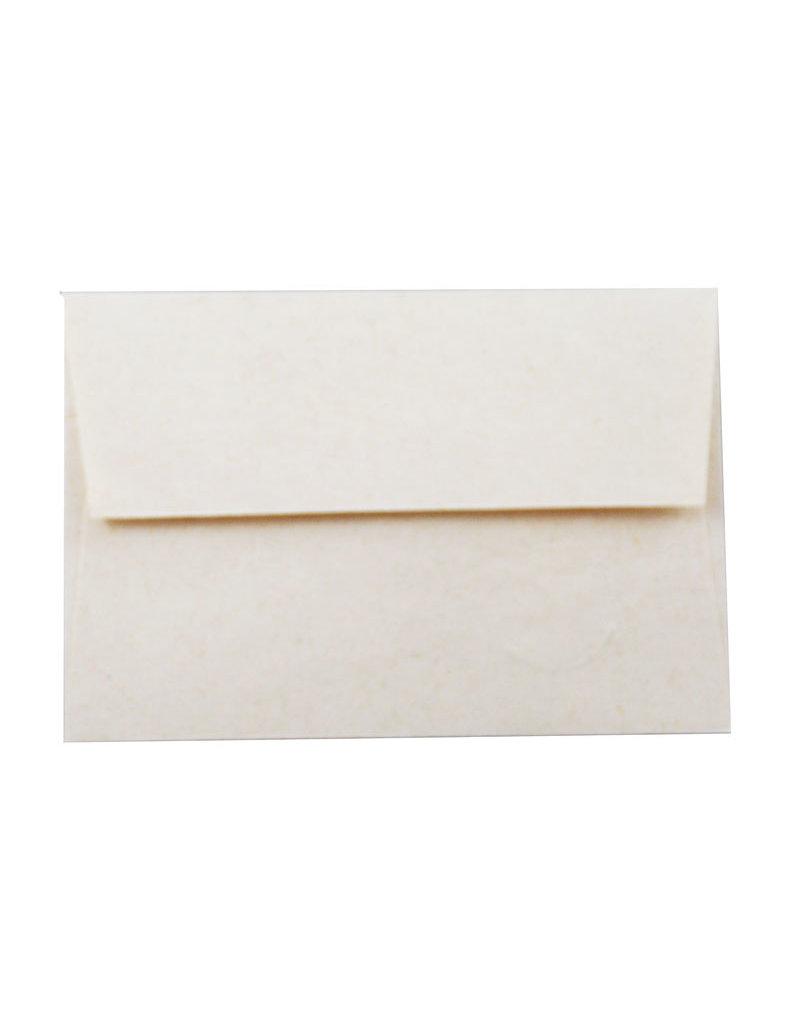 Lot de 20 enveloppes, papier Gampi, 11x16cm