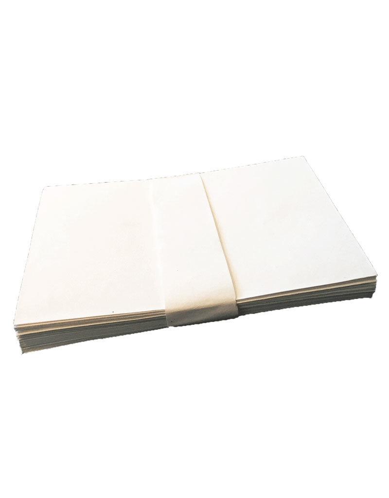 Satz von 25 Umschläge, Baumwollepapier