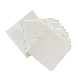 A6021 Set 10 enveloppen met 10 dubbele kaarten