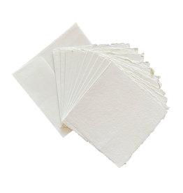 A6021 Set 10 enveloppes avec 10 cartes doubles