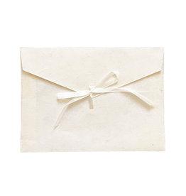 TH060 Set de 10 enveloppes papier mulberry