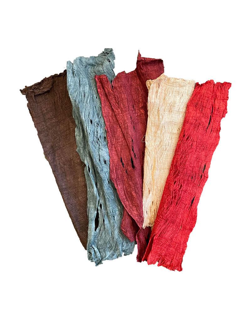 Coloured bark, per kilo