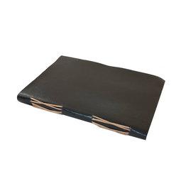 AE424 Notizbuch Leder