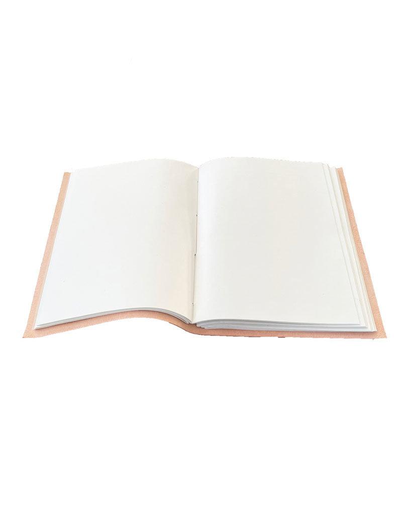 Notizbuch Leder