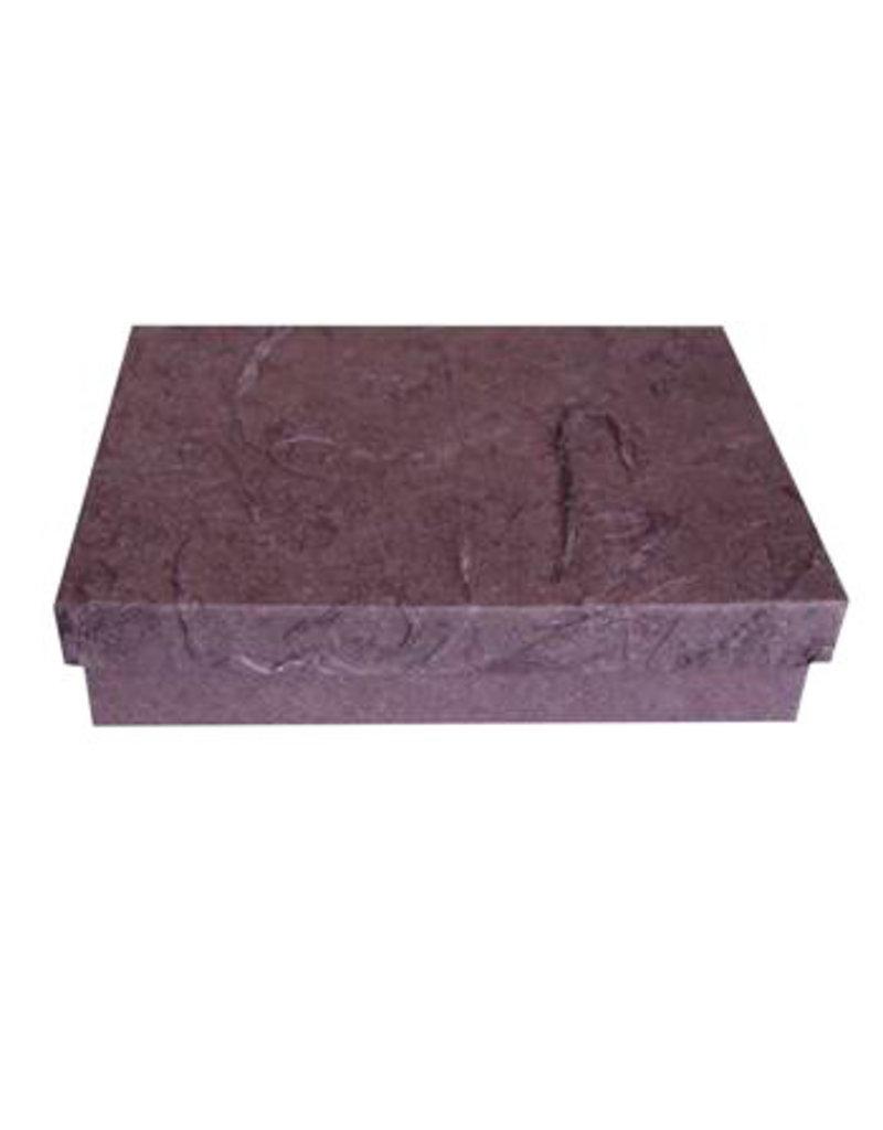 Little box mulberrypaper bark fibres