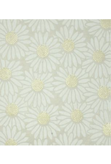 Lokta paper with daisies