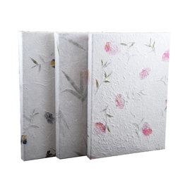 TH141 Clipboard Mulberry flowers/leaves