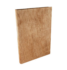 TH504 Clipboard covered in bark