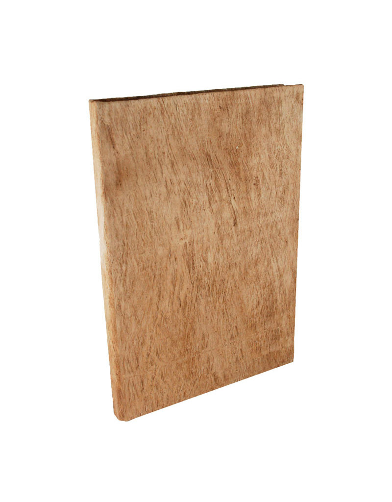 Clipboard covered in bark